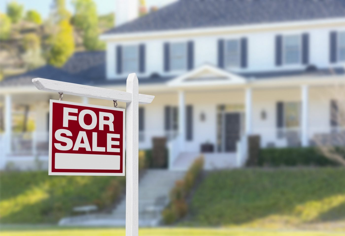 Real Estate For Sale Signs: A Content Marketing Opportunity