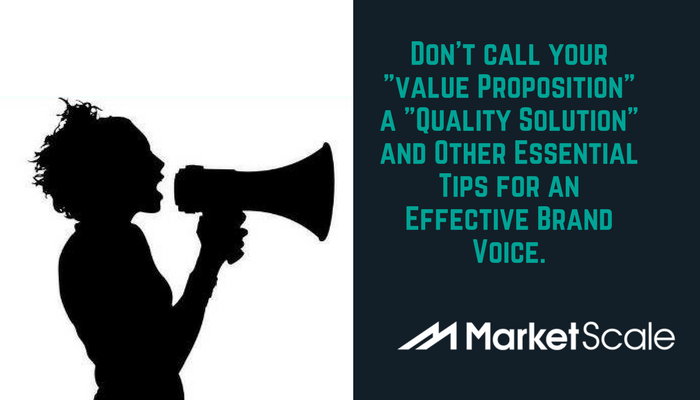 How to Differentiate Your Brand Voice: Some Essential, if Unusual, Tips.