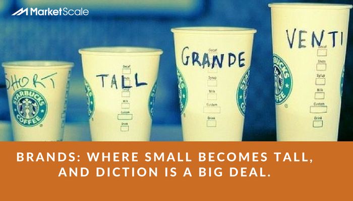 High and Low Brand Diction: Little Differences, Big Differentiation