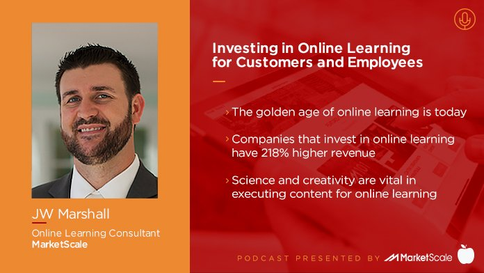 Why You Should Be Investing In Online Learning for Your Customers and Employees