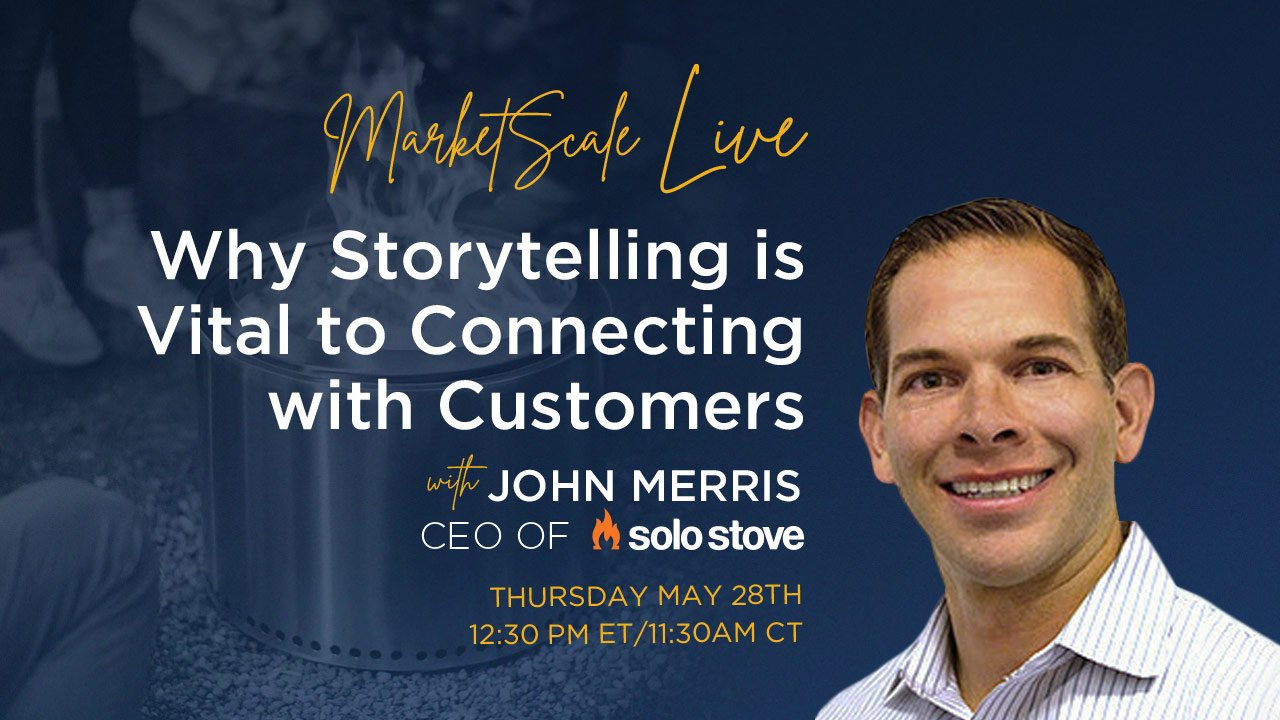 Why is Storytelling Vital to Connecting with Customers?