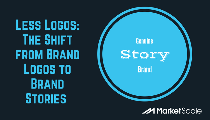 Less Logos: The Shift from Brand Logos to Brand Stories