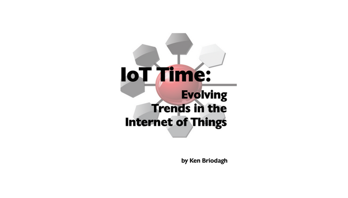 New book outlines more than 150 of the leading trends in the IoT industry