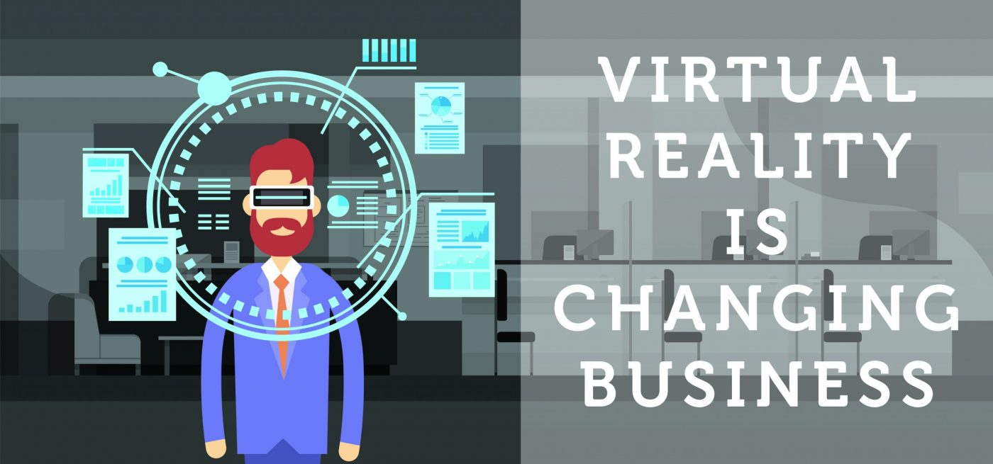 Virtual Reality is Changing Business