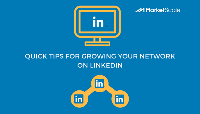 Tips for Networking on LinkedIn–Infographic