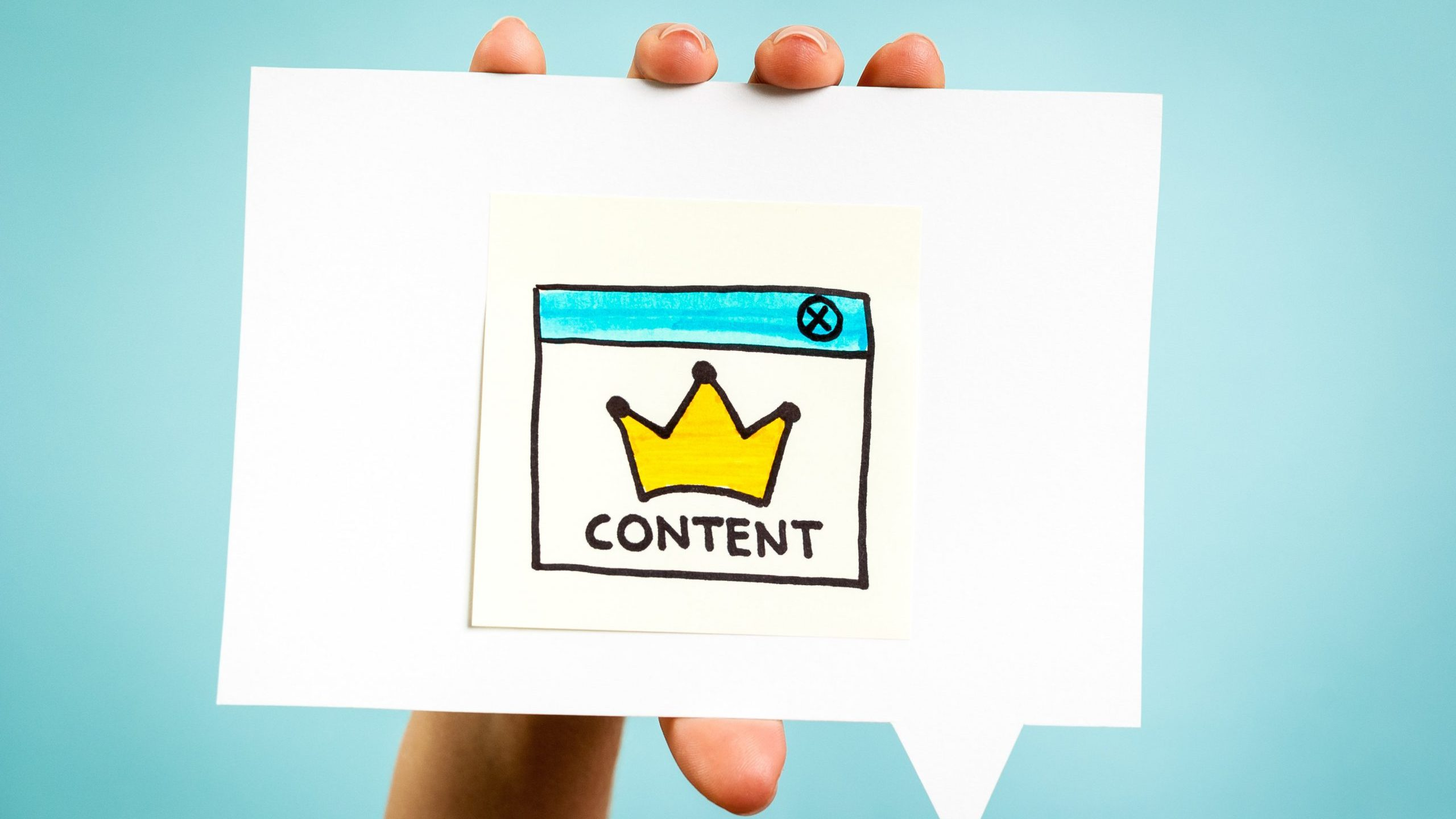 Why Content Should Drive Your Marketing Strategy