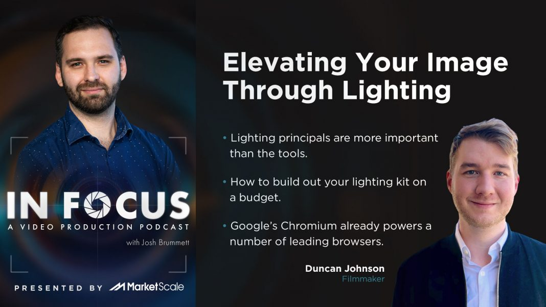 Elevating Your Image Through Lighting