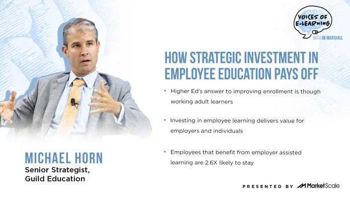 How Strategic Investment in Employee Education Pays Off
