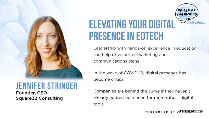 Elevating Your Digital Presence in EdTech