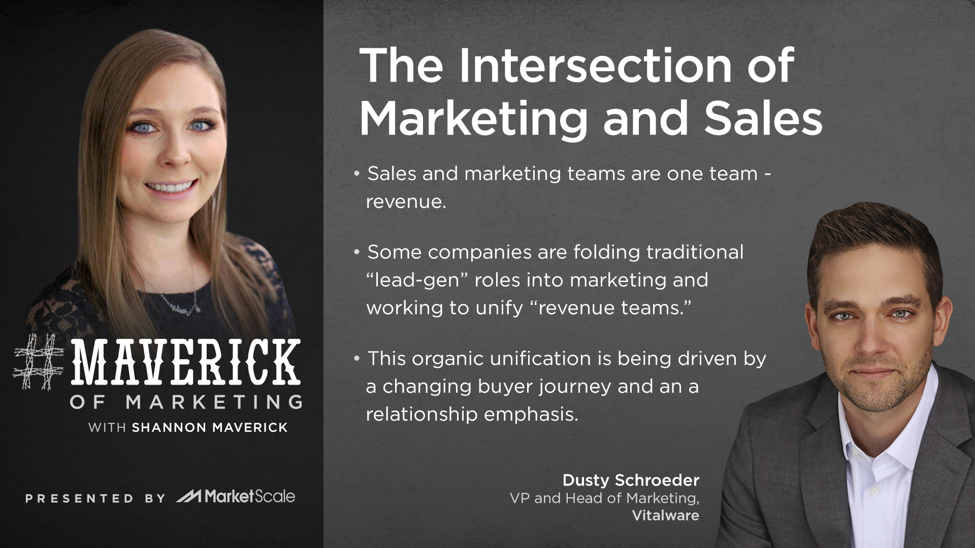 The Evolving Intersection of Sales and Marketing