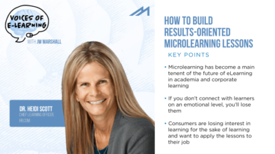 How to Build Results-Oriented Microlearning Lessons