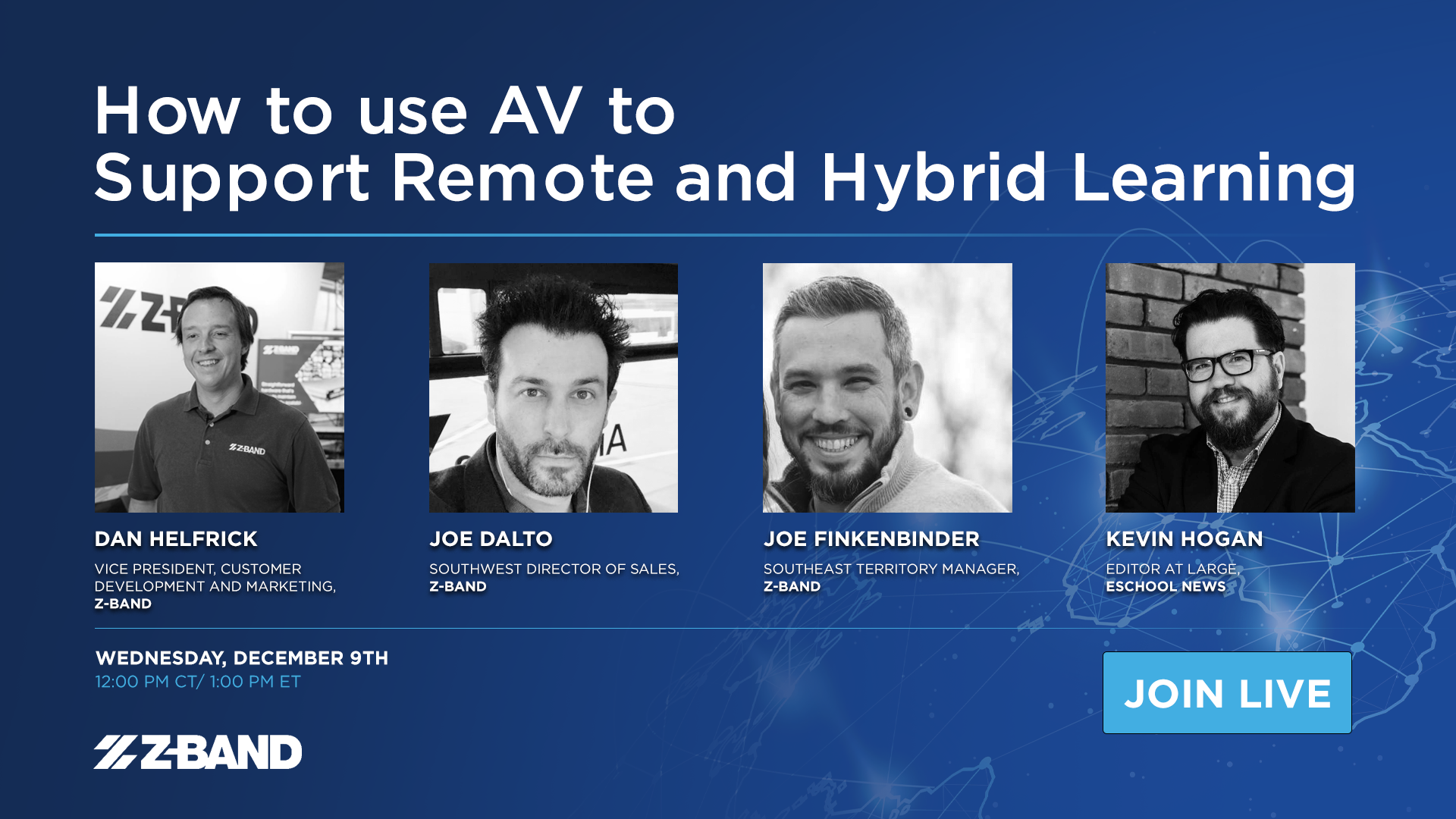 The How to Use AV to Support Remote and Hybrid Learning