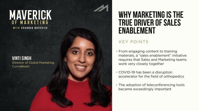 Why Marketing is the True Driver of Sales Enablement