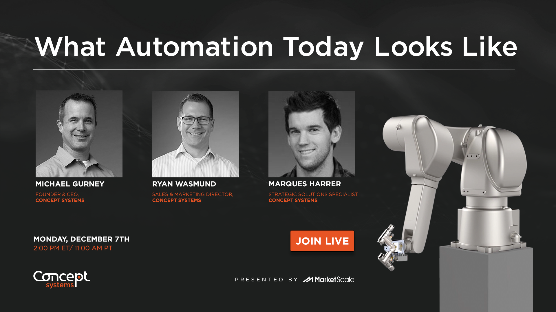 What Automation Today Looks Like
