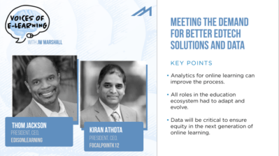 Meeting the Demand for Better EdTech Solutions and Data